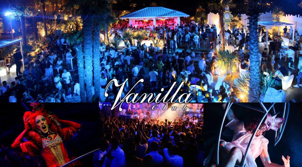 Vanilla Club Jesolo, Hotel Carinthia.