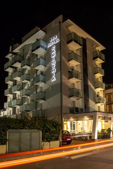 Hotel & Aparthotel in Jesolo Lido - Carinthia - Venice